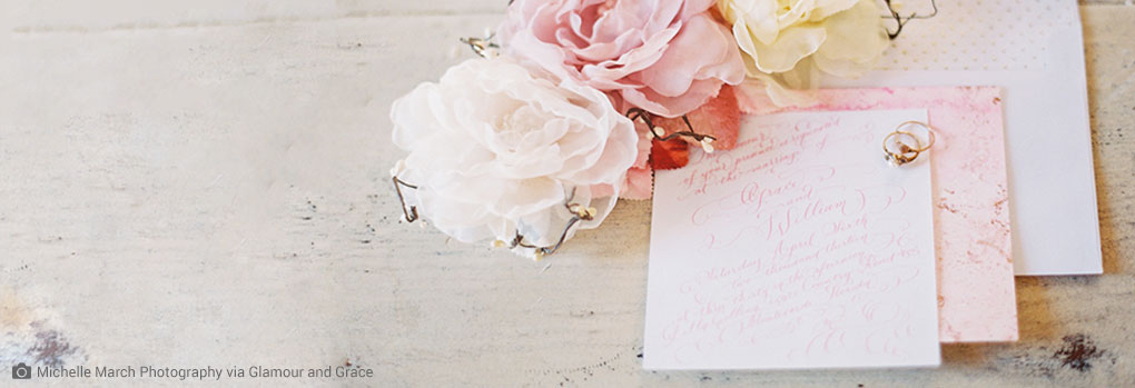 Everything You Need to Know About Wedding Paper Products